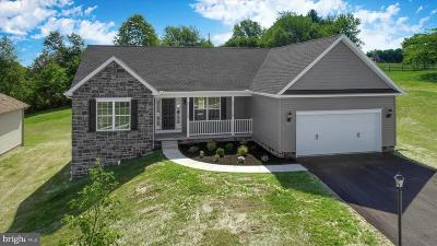Hanover Single Family Home For Sale: 60 Fox Run Road #LOT 7