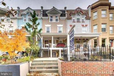Bloomingdale Condo For Sale: 27 Bryant Street NW #1