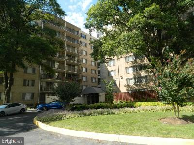 Hyattsville Condo For Sale: 4410 Oglethorpe Street #602