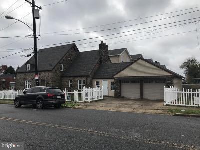 Rhawnhurst Single Family Home For Sale: 1616 Hartel Avenue