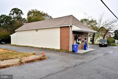 Charles County Commercial For Sale: 4115 Indian Head Highway