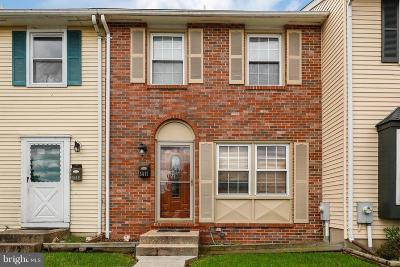 Rosedale Townhouse For Sale: 5417 Princess Drive