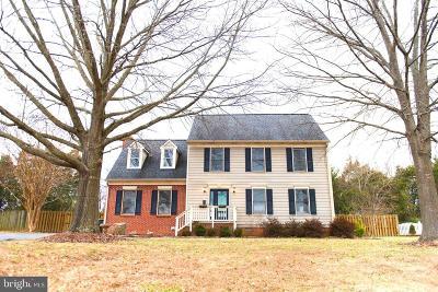 Spotsylvania County Single Family Home For Sale: 11220 Beauclaire Boulevard