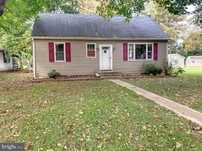 Elkton Single Family Home For Sale: 9 Elk Lane