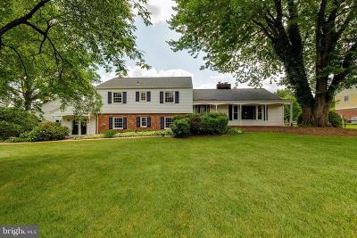 Herndon Single Family Home For Sale: 2708 Calkins Road