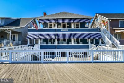 Ocean City MD Single Family Home For Sale: $2,200,000