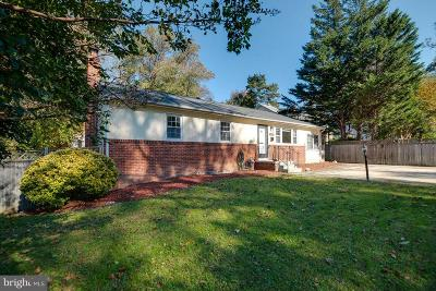 Silver Spring Single Family Home For Sale: 2305 Kimball Place