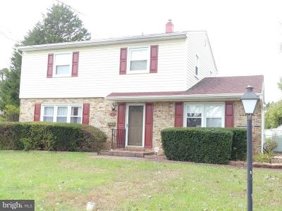 Reisterstown Single Family Home For Sale: 310 Glyndon Drive