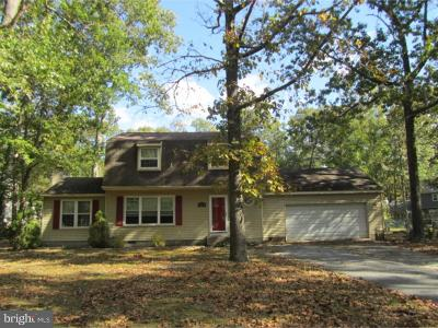 Millville Single Family Home For Sale: 2250 N Wedgewood Court