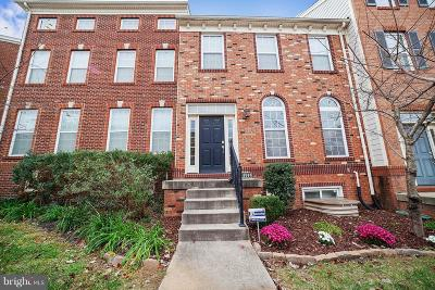 Anne Arundel County Townhouse For Sale: 7609 Elmcrest Road