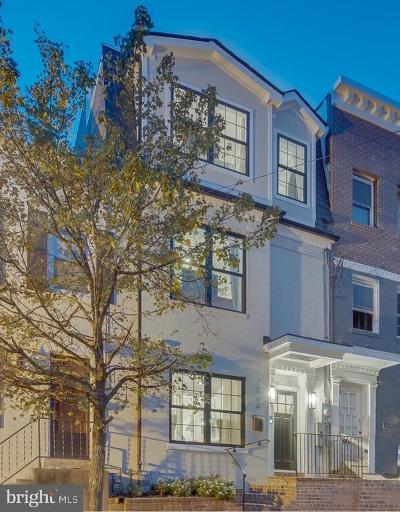 Washington Townhouse For Sale: 1928 35th Place NW