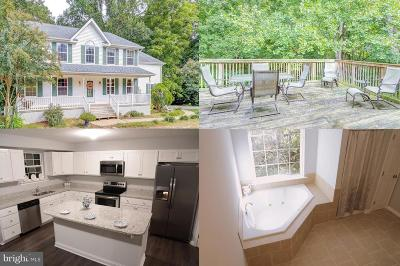 Prince Frederick Single Family Home For Sale: 2200 Henry Hutchins Road