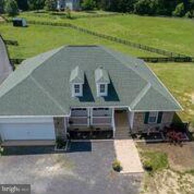 Orange Single Family Home For Sale: 6010 Woodberry Farm Road