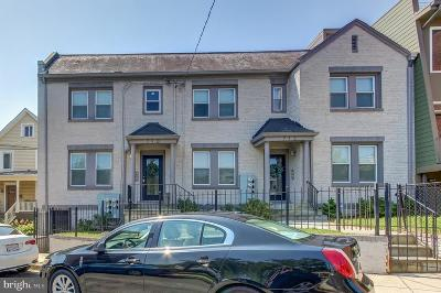 Petworth, Petworth/16th Street Heights, Petworth/Brightwood, Petwoth Single Family Home For Sale: 710 Shepherd Road NW #2