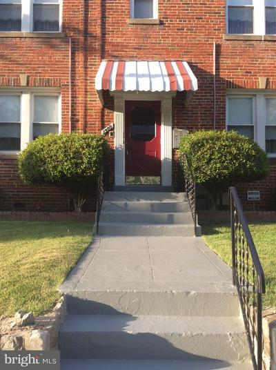 Rental For Rent: 1500 Oates Street NE