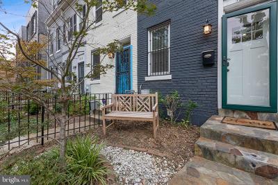 Washington DC Townhouse For Sale: $610,000