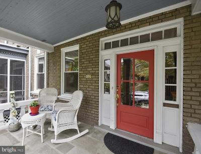 Crestwood Townhouse Active Under Contract: 1622 Allison Street NW