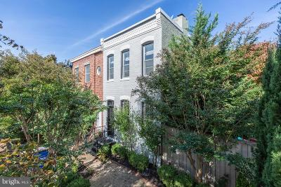 Capitol Hill Townhouse For Sale: 1204 D Street SE