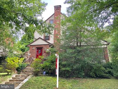 Chevy Chase Rental For Rent: 5401 32nd Street NW