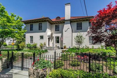 Single Family Home For Sale: 2733 35th Street NW