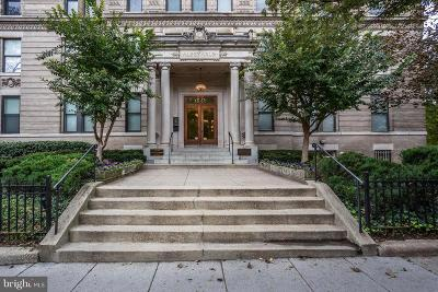 Dupont Circle Condo For Sale: 1830 17th Street NW #104