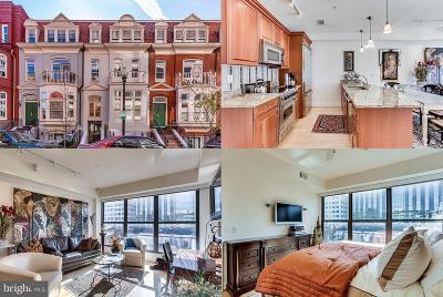 Washington Condo For Sale: 1830 Jefferson Place NW #19