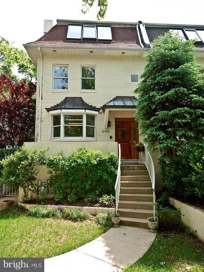 Washington Single Family Home For Sale: 3129 38th Street NW