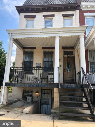 Washington Rental For Rent: 2919 N Capitol Street NE