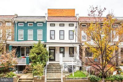 Columbia Heights Condo For Sale: 1352 Randolph Street NW #1