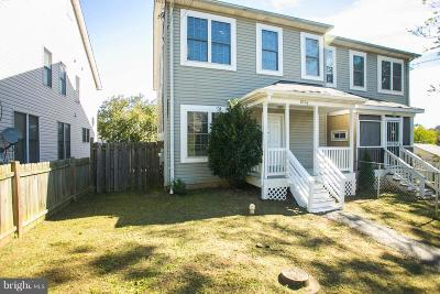 Deanwood Single Family Home For Sale: 813 1/2 48th Place NE