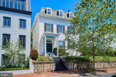 Georgetown Condo For Sale: 3241 N Street NW #3