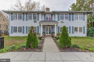 Washington Single Family Home For Sale: 4348 Ellicott St NW
