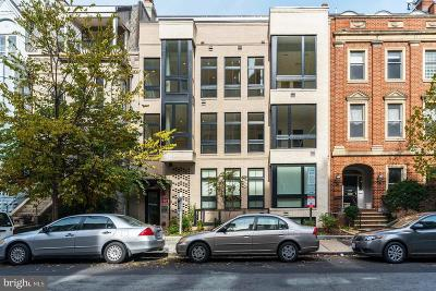 Dupont Circle Rental For Rent: 1761 P Street NW #201