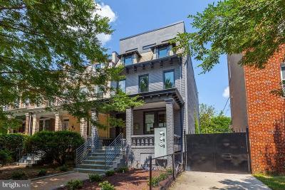 Washington Condo For Sale: 1221 Randolph Street NW #1