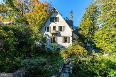 Washington Single Family Home For Sale: 2745 Brandywine Street NW
