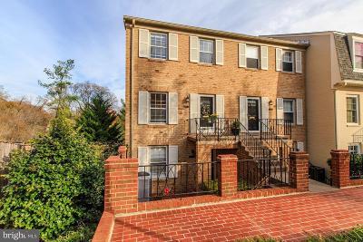 Washington Condo For Sale: 3259 Sutton Place NW #A