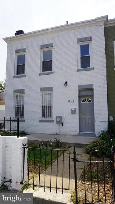 Rental For Rent: 821 W Virginia Avenue NE