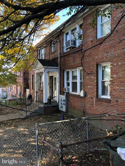 Petworth Multi Family Home For Sale: 4901 1st Street NW