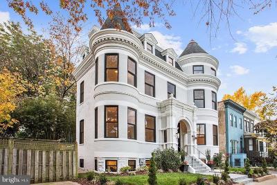 Washington Condo For Sale: 1810 15th Street NW #SOUTH