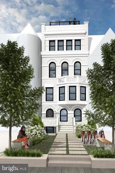 Washington Condo For Sale: 2030 16th Street NW #3