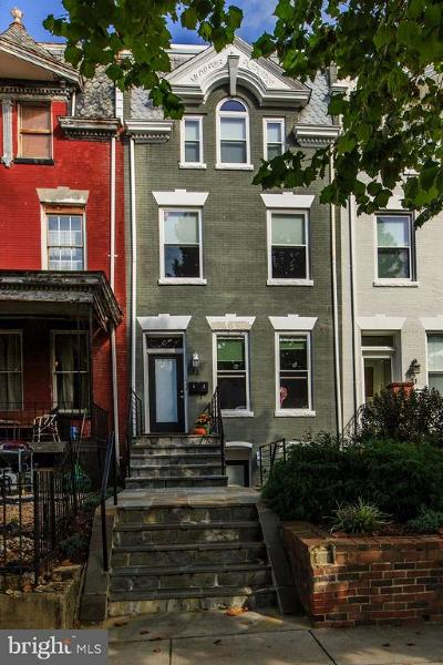 Washington Rental For Rent: 33 Bryant Street NW #2