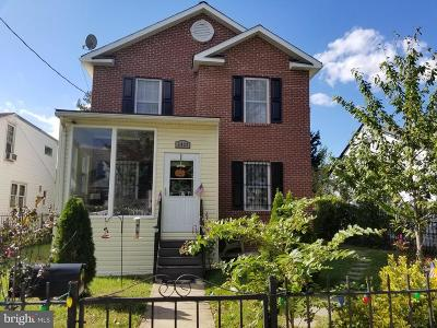 Brightwood Single Family Home For Sale: 5932 3rd Street NW