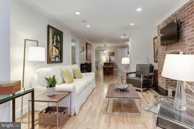 Dupont Circle Condo For Sale: 1830 Jefferson Place NW #1