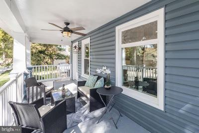 Brookland Single Family Home For Sale: 1000 Taussig Place NE