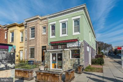Columbia Heights, Columbia Heights/U St Townhouse For Sale: 3001 Sherman Avenue NW
