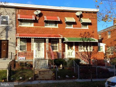 Washington DC Townhouse For Sale: $289,900