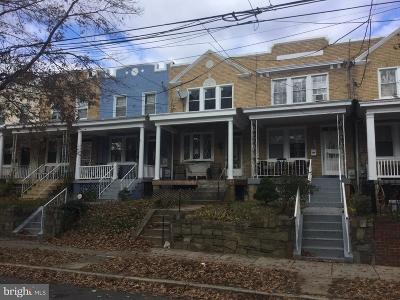 Petworth, Petworth/16th Street Heights, Petworth/Brightwood, Petwoth Townhouse For Sale: 727 Hamilton Street NW