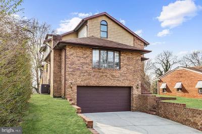 Washington Single Family Home For Sale: 3701 Bangor Street SE