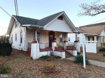 Brookland Single Family Home For Sale: 1007 Evarts NE
