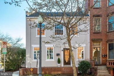 Washington Single Family Home For Sale: 1716 Newton Street NW